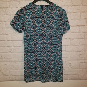 3/$20 The Limited Tunic Top Size Small